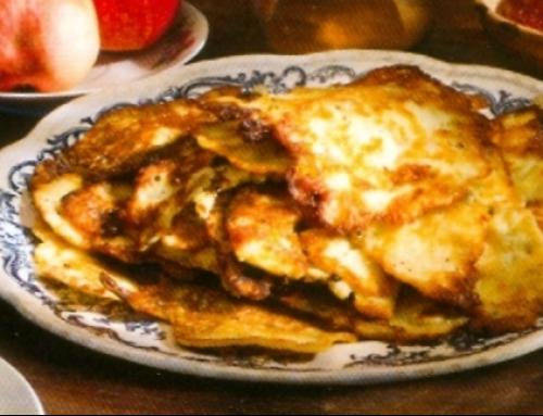 Hernepannkoogid – Pea Pancakes
