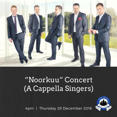 """""""Noorkuu"""" Concert (A Cappella Singers)"""